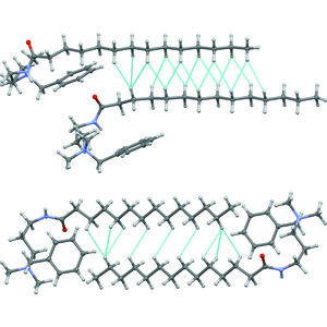 IUCr) Interplay of noncovalent interactions in antiseptic