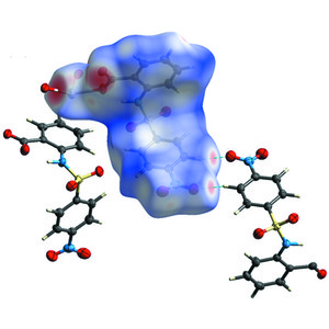 IUCr) Synthesis, crystal structure and studies on the interaction
