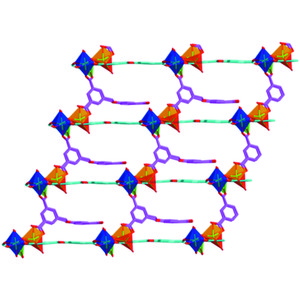 IUCr) Three new ZnII coordination polymers constructed from