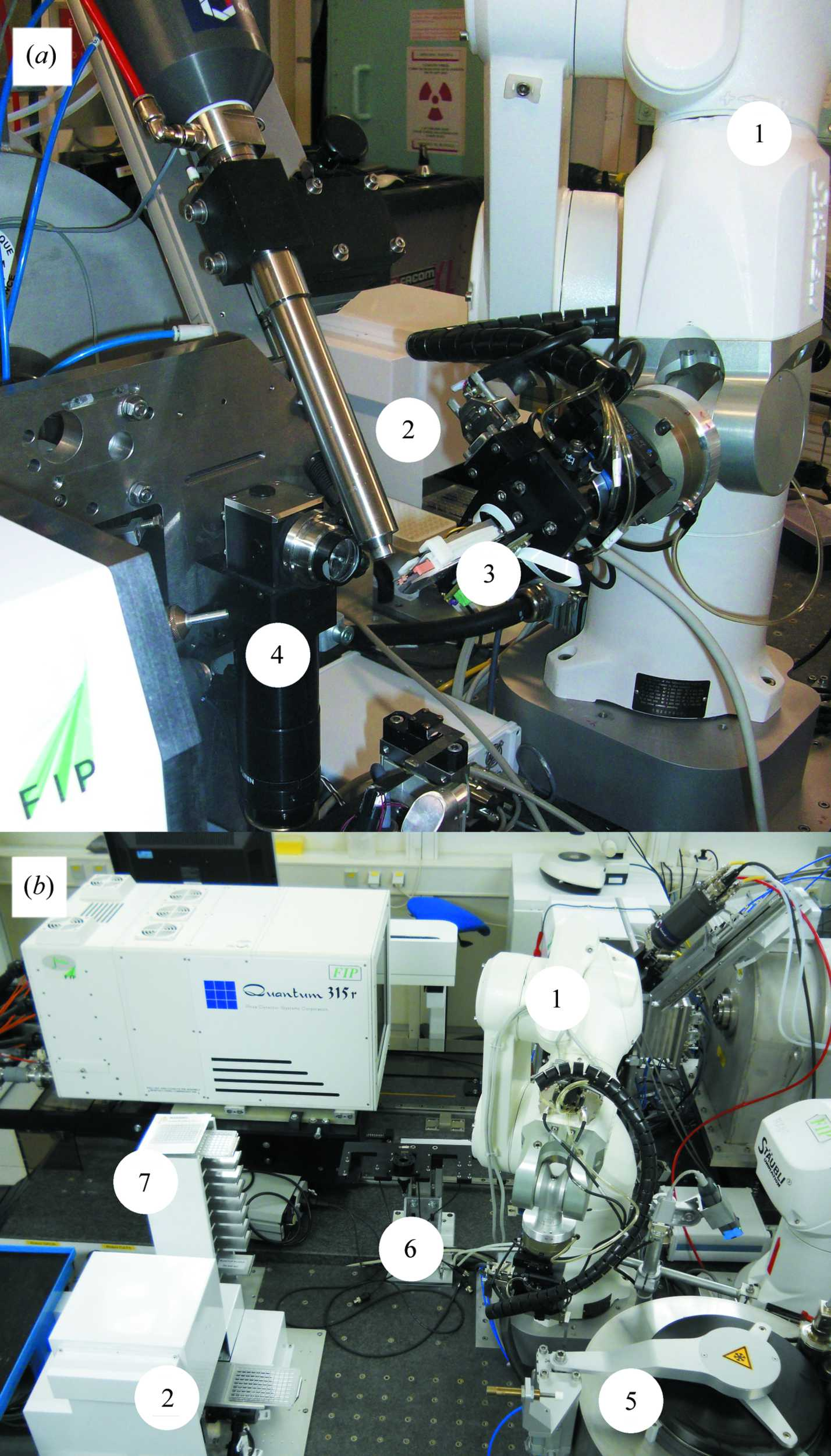 Iucr Reach Robotic Equipment For Automated Crystal Harvesting Wiring Tools Ppt Disable Zoom View Article Download