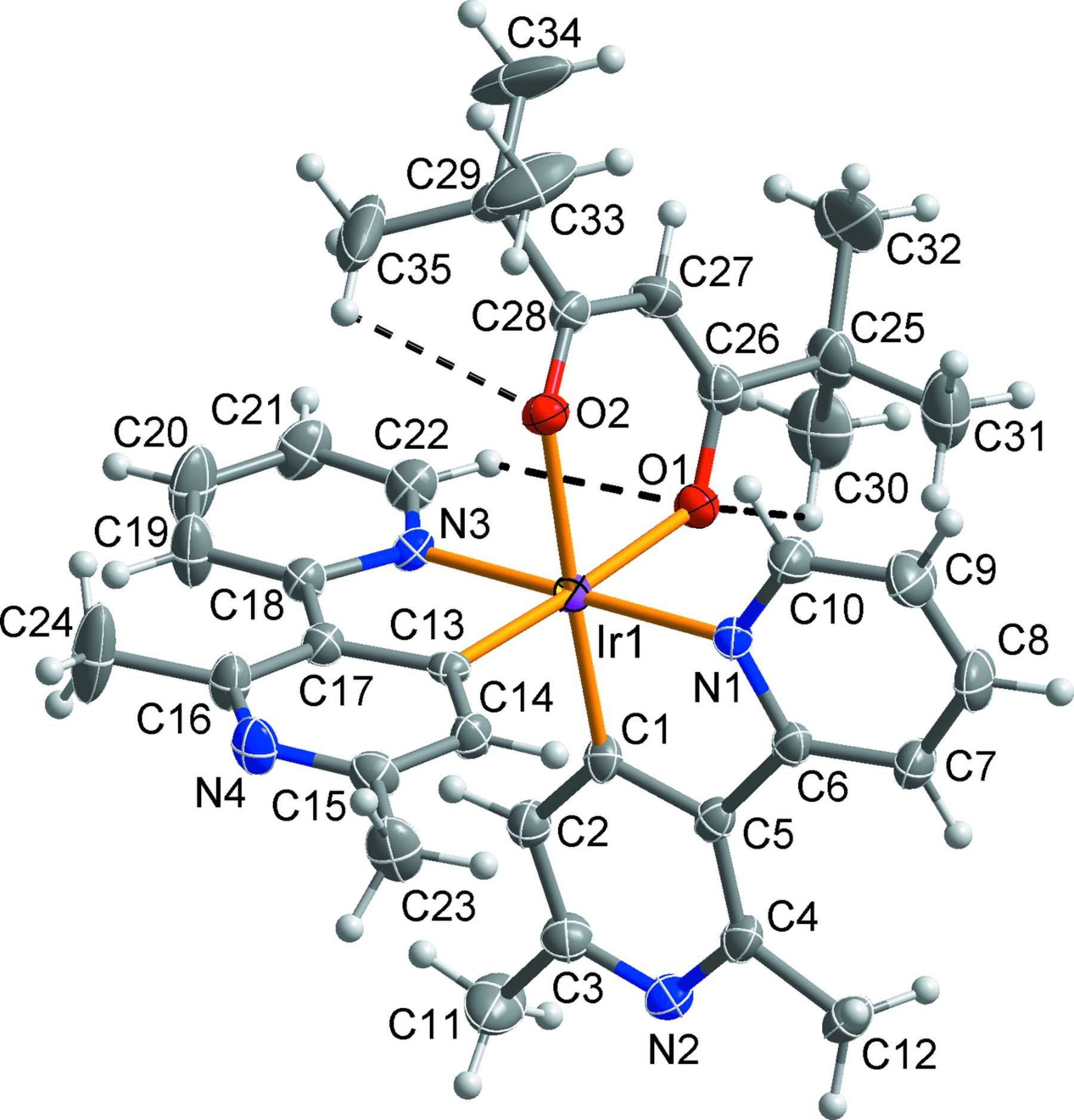 Iucr Crystal Structure And Luminescent Properties Of Bis26