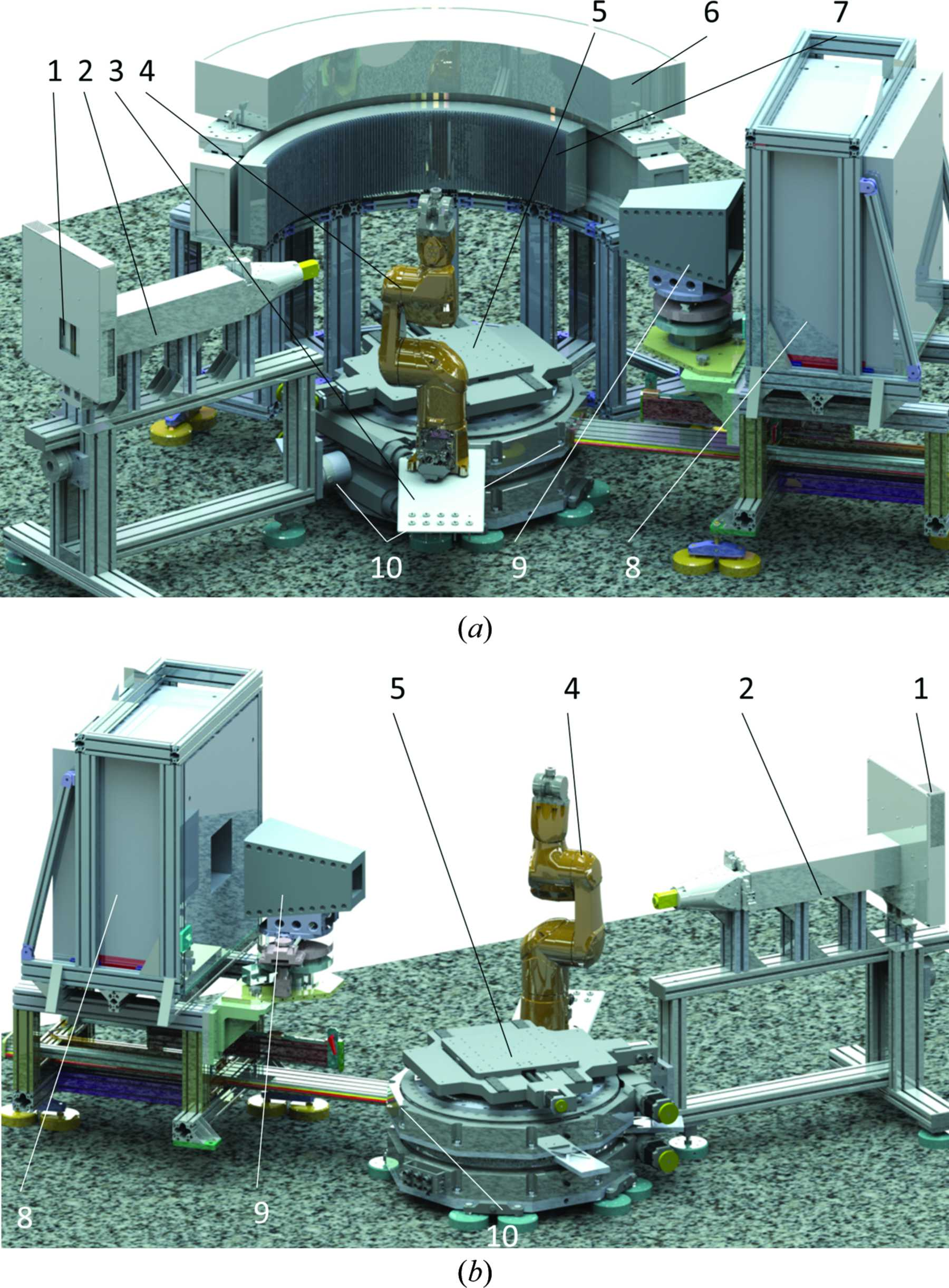 IUCr) Energy research with neutrons (ErwiN) and installation
